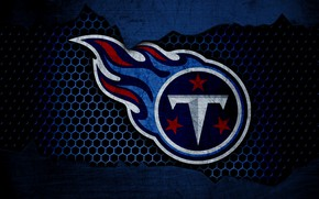 Picture wallpaper, sport, logo, NFL, american football, Tennessee Titans