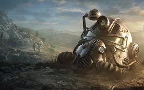 Picture Fallout, Bethesda Softworks, Bethesda, Bethesda Game Studios, Fallout 76