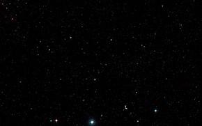 Picture Constellation Ursa Major, Tadpole Galaxies, LEAD-36252, Kiso 5649