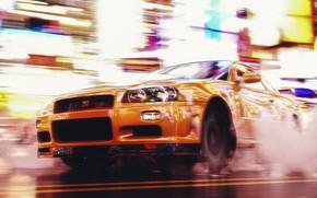 Picture Nissan, Car, Speed, Skyline, Nissan Skyline, Tokyo Drift, Transport & Vehicles, Luis Koeferler, by Luis …