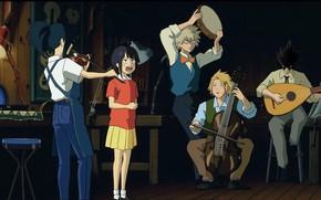 Picture music, characters, My Hero Academia, Boku No Hero Academy, My Hero Academy