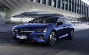 Picture Insignia, Opel, sedan, four-door, 2020, Insignia Grand Sport