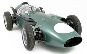 Picture Aston Martin, Formula 1, 1959, Classic car, Sports car, Aston Martin DBR4