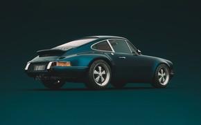 Picture Auto, Minimalism, 911, Porsche, Style, Car, Sports car, Singer, Transport & Vehicles, Porsche 911 Singer, …