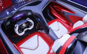 Picture Concept, technology, Roadster, sports car, display, exterior, the interior of the car, MG Cyberstar, SAIC, …