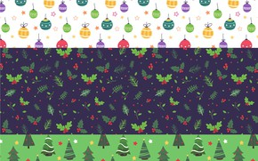 Picture white, blue, green, background, texture, design, pattern, hristmas