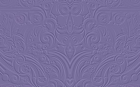 Picture pattern, a remake, embossed, hellena