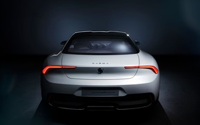 Picture Rear view, 2020, Karma Pininfarina GT