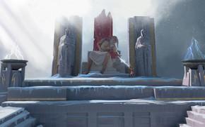 Picture Ubisoft, Game, Ubisoft Quebec, Gods & Monsters