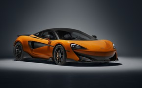 Picture McLaren, supercar, 2019, 600LT