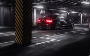 Picture Auto, Black, Machine, Audi A3, Car, Auto, Black, Quattro, Transport & Vehicles, Alexander Nisman, by …