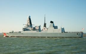 Picture Dragon, squadron, destroyer