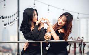 Picture cuties, Asian girls, girls