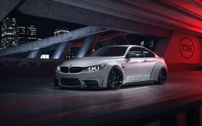 Picture Auto, White, Machine, Car, Car, Rendering, BMW M4, Transport & Vehicles, Togrul Hasanov, by Togrul …