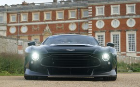 Picture light, Aston Martin, lights, coupe, V12, Victor, 2020