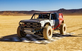 Picture Ford, 2019, frame, Bronco R Race Prototype
