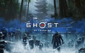 Picture Sucker Punch Productions, Ghost of Tsushima, The Ghost Of Tsushima
