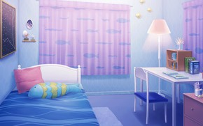 Picture Room, Art, Interior, Bedroom, heriki (trkj)