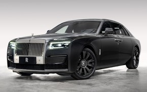 Picture Rolls-Royce, Ghost, Urban, Suite, Sanctuary, 2021, Rolls-Royce Ghost Urban Sanctuary