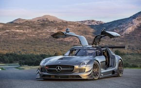 Picture Mercedes, Benz, GT3, Amg, Mercedes Benz Amg GT3