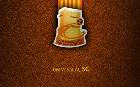 Picture wallpaper, sport, logo, football, UMM-Salal SC