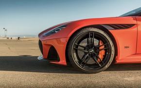 Picture Aston Martin, DBS, Superleggera, convertible, the front part, Volante, 2019, 5.2 L., V12 Twin-Turbo, 715 …