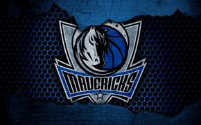 Picture wallpaper, sport, logo, basketball, NBA, Dallas Mavericks