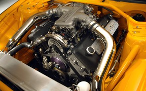 Picture Concept, engine, Mustang, Ford, GT-R, 2004