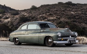Picture Hot Rod, Old, Retro, Vehicle, Mercury
