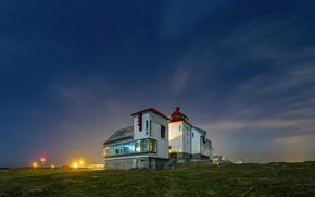 Picture lighthouse, Norway, Kvassheim