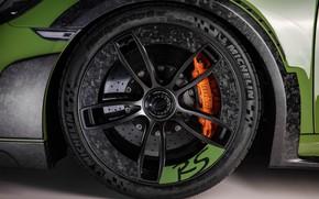 Picture wheel, 911, Porsche, Turbo S, TechArt, 2019, GT Street RS