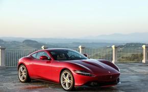 Picture coupe, Ferrari, Roma, 2020, two-door, RWD, F169