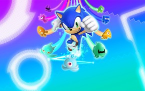 Picture Sonic, Sega, Remastered, Sonic Colors: Ultimate