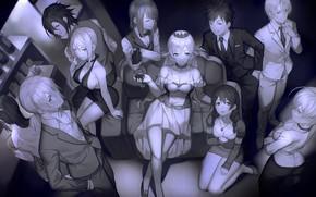 Picture girls, Anime, guys, yykuaixian, chef, shokugeki no soma, Alice nakir, tadokoro megumi, the erina nakir, …