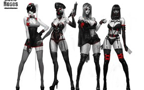 Picture Girls, Mask, Stockings, Feet, Heels, Panties, Corset, Legs, Art, Tattoo, Art, Respirator, Girls, Garter, Uzi, …