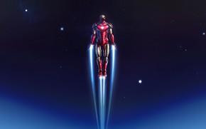 Picture Style, Fantasy, Iron man, Art, Art, Style, Fiction, Iron Man, Fiction, Illustration, MARVEL, Tony Stark, …