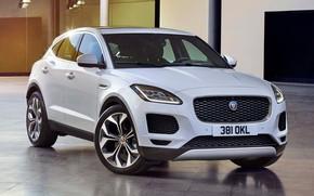 Picture car, Jaguar, e-pace, jaguar e pace