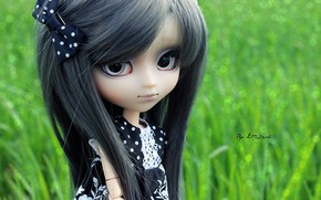 Picture style, doll, bokeh