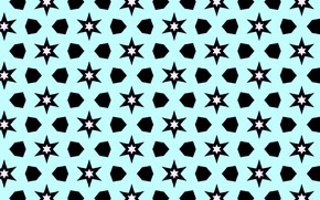 Picture stars, design, texture, pattern, seamless background