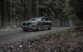 Picture TDI, Volkswagen, Touareg, crossover, ABBOT, R-Line, V8, 2019