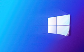 Picture logo, window, emblem, windows, hi-trch