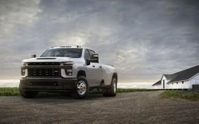 Picture Truck, Vehicle, Chevrolet Silverado