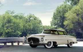 Picture Car, Retro, Hudson Italia
