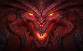 Picture Blizzard, Art, Diablo, Game, Game Art, by Oasis Art Studio, Oasis Art Studio