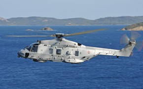 Picture Helicopter, Airbus, NH90, French Navy, Airbus Helicopters, Marine Nationale, Eurocopter Group, NH90 NFH