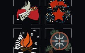Picture black market, settlement edge, the Renaissance army, decals, banner, survarium, the fire, patch, new year, …