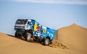 Picture Sand, Auto, Sport, Machine, Speed, Truck, Race, Master, Russia, Race, Russia, Speed, Kamaz, Rally, KAMAZ-master, …