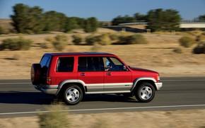 Picture SUV, Acura, 1997, AWD, the five-door, 2019, Isuzu Trooper, Super Handling SLX, SLX