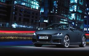 Picture Audi, Roadster, Quattro, 2018, S-Line, TFSI, Audi TT