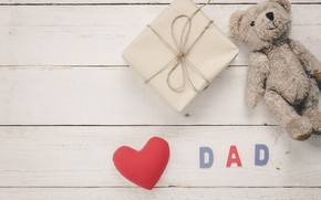 Picture holiday, toy, bear, heart, Valentine's day
